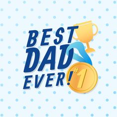 Happy Fathers Day Greetings, Father's Day Greetings, Fathers Day Images, Daddy Day, Best Dad, Digital Illustration, Free Design, Vector Free, Cool Designs