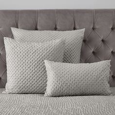 Audley Collection | Cushions, Bedspreads and Throws AW16 Main | Seasonal | The White Company UK