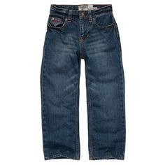 Classic Jean - Tumbled Medium Faded Wash