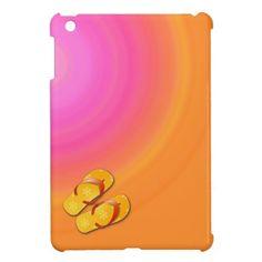 sunny summer iPad mini covers