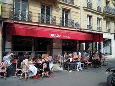 Paris Loulou Restaurante