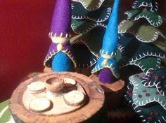 Waldorf wood & felt gnome pattern tutorial