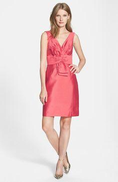 kate spade new york 'mina' silk blend sheath dress | Nordstrom #MillionDollarShoppersAndrea @Doris Mcclanahan-Conway TV