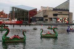 Baltimore, MD Inner Harbor