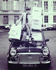 Retro Chanel
