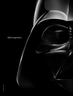 STAR WARS TRIBUTE by Philippe Vallet, via Behance