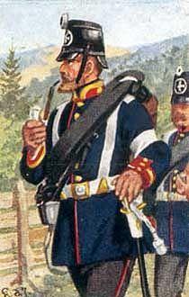 Preußische Reserve- und Landwehr-Formationen