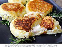 Focaccine di patate e ricotta ripiene sofficissime | Arte in Cucina