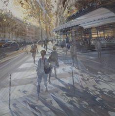 KERDALO, un visage sur nos artistes KERDALO, Les bouquinistes, 60 x 60 cm, huile sur toile KERDALO, Boulevard de Sébastopol, 80 x 80 cm, huile sur toile KERDALO, Londres sous la pluie, 80 x 80 cm, huile sur toile KERDALO, L'Opéra la nuit, 100 x 100 cm, huile sur toile KERDALO, New York, 100 x …