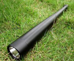 Baseball Bat Flashlight | DudeIWantThat.com