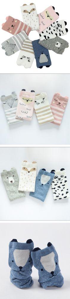4Pack Kids Character Socks