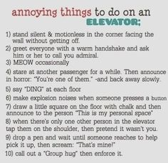 I definately want to attempt number 8