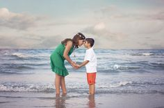 Family sibling beach session Miami. Cindy Farache Photography. Miami and Broward, FL Photographer specializing in newborns, babies, maternity, family, engagements fine art portrait photography.  Studio and on location photography.