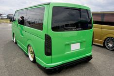 S.A.D Custom Japan  ハイエースカスタム  スーパーカーニバル2016 Car Pictures, Car Pics, Toyota Hiace, Chula, Diy Home Decor, Vans, Trucks, Adventure, Vehicles