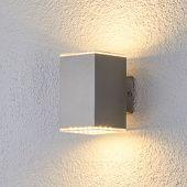 Beidseitig strahlende LED-Wandleuchte Lydia