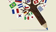 12 aplicaciones móviles para estudiar #idiomas #apps