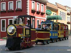 Trenes para centros comerciales y parques infantiles.  Trenes Eléctricos Infantiles EXPRESSO MAGICO.   www.treneselectricosinfantiles.com    www.expressomagico.com.mx