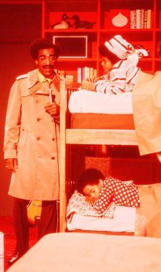 rare photo......Bill Cosby with Michael Jackson