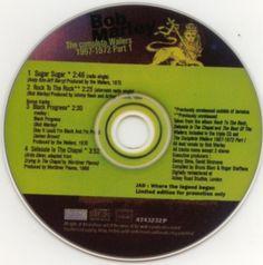 1997-04-15 - Complete Wailers Part 1 -  Sugar Sugar  - 4 Titles - Promo CD