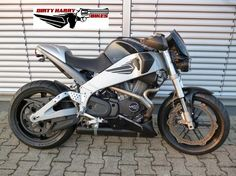 Buell Lightning + 1125CR/R