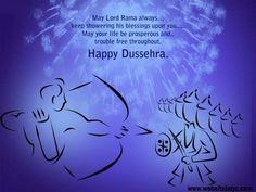 Dussehra Wishes & SMS | Dussehra Festival