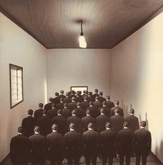 Marc Le Mené - The Mental Room (1995 - 2000) #serie / http://marc.lemene.free.fr