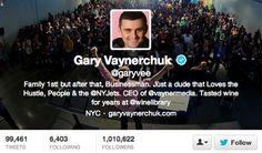 Podcast med Gary Vaynerchuk (over 1 mio. followers på Twitter), kendt fra Wine Libary og forfatter til flere bøger om kommunikation på og med sociale medier. Podcast (og lille artikel) om storytelling og hvordan stories er nødvendige (og effektive) som en del af kommunikationsstrategien for sociale medier.