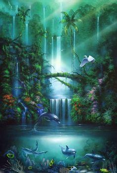 Enchanted Pools