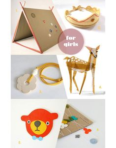 Khaki wonder tent by Such Great Hights; Wooden flower pendant by nihamaj; Deer print by tinyfawn; Felt flower garland by islacorbett.] First Etsy Gift. Young At Heart, Flower Garlands, Felt Flowers, Cool Gifts, Little Boys, Tent, Creative, Kids, Crafts