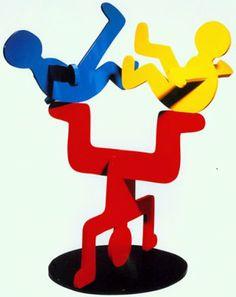 keith haring sculpture | 5012_3b_keith_haring_sculpture.jpg