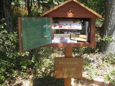 The Altadena Meadows Public Library..... — in Altadena.