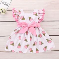 Fashion Boots For Toddlers Product Baby Girl Frocks, Frocks For Girls, Dresses Kids Girl, Little Girl Outfits, Kids Outfits, Baby Outfits, Baby Frocks Designs, Kids Frocks Design, Baby Girl Fashion