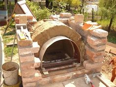 Bildergebnis für holz pizzaofen selber bauen