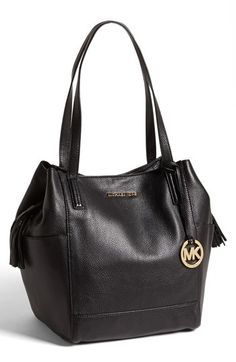 Classy everyday bag!  MICHAEL Michael Kors 'Ashbury - Large' Grab Bag available at #Nordstrom