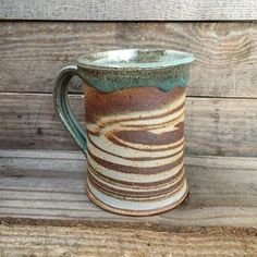 """65 Beğenme, 4 Yorum - Instagram'da Rebecca Martin Pottery (@rebeccamartinpottery): """"Is #beersteinmomday a thing?! These beer steins or large mugs (for all those coffee addicts) are…"""""""