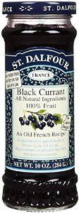 St Dalfour Black Currant 100% Fruit, 10 Ounces - http://www.handygrocery.com/grocery-gourmet-food/gourmet-gifts/jams-preserves-gifts/st-dalfour-black-currant-100-fruit-10-ounces-com/