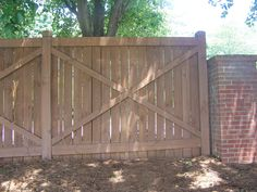 9 Peaceful Simple Ideas: Front Yard Fence Height Fencing Ideas New Zealand.Modern Fence East Troy Wi Backyard Fence And Deck Kingston. Brick Fence, Front Yard Fence, Farm Fence, Diy Fence, Fence Landscaping, Backyard Fences, Fence Gate, Fence Ideas, Horse Fence