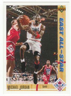 Michael Jordan # 69 - 1991-92 Upper Deck Basketball