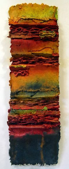 Artists are: Allen and Pat Littlefield - Handmade Paper