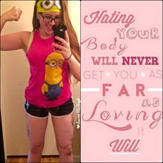 Flex Friday!!! Leg day today!! (This minions facial expression is me during jumping lunges...are you kidding me?! )  I'm feeling pretty strong considering I had to take a day off, I have carpal tunnel, and joint pain. I talked to my doctor don't worry, but not working out drives me crazy! CLICK the pin to keep reading :) #legday #loveyourself What Is Feminism, Flex Friday, Carpal Tunnel, Physically And Mentally, Drive Me Crazy, Loving Your Body, Facial Expressions, Legs Day