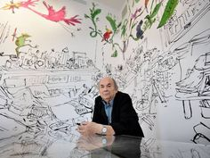 Sir Quentin Blake's new children's book a celebration of disability - News - Books - The Independent