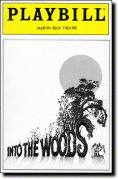 November 5, 1987: Stephen Sondheim and James Lapine's INTO THE WOODS opened on Broadway at the Martin Beck Theatre