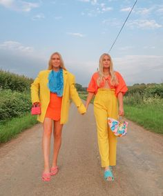 Moda Instagram, Urban Fashion, Daily Fashion, Fashion Looks, Color Blocking Outfits, 70s Inspired Fashion, Couple Outfits, Colourful Outfits, Cute Casual Outfits