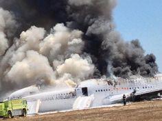 2 Dead After Boeing 777 Crash-Landed At San Francisco International Airport
