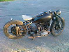 На раму М72 двигатель МТ10-36 с коробкой?   OPPOZIT.RU   мотоциклы Урал, Днепр, BMW   ремонт мотоциклов