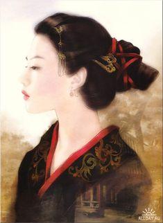 Der Jen. Национальный портрет Китая. 77 работ. » ALLDAY.RU - портал обо всем интересном в дизайне. Скачать фото, картинки, обои, рисунки, иконки, клипарты, шаблоны.