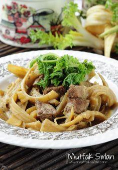 Etli Şevket-i Bostan – Mutfak Sırları – Pratik Yemek Tarifleri