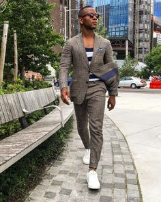1.3m Followers, 1,430 Following, 5,674 Posts - See Instagram photos and videos from Steph Smith (@stephclairesmith) Brown Suits For Men, Linen Suit, Suit Jacket, Nyc, Posts, Photo And Video, Videos, Jackets