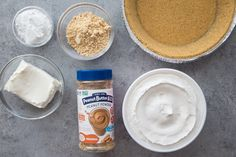 Weight Watchers No-Bake Peanut Butter Pie