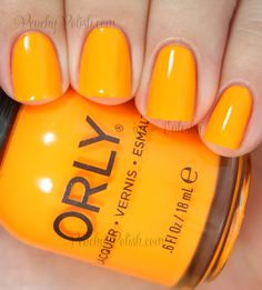 "Orly ""Tropical Pop"" 